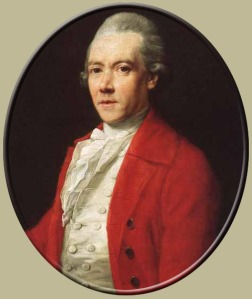 Though Philip Livingston's dad was an English lord with a title, he was the fourth son so he had to work for a living as a merchant. Still, he was a strong supporter of independence even though he didn't quite survive the Revolution. Was an ancestor of Eleanor Roosevelt.