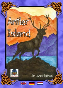 In this game, players are all stags whose aim is to mate with as many does as possible during the rut. Definitely would make an awkward family game night for non-hunter clans.