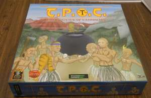 Now this games gives players to look in the political struggles of cannibalistic tribes after their leader dies. Those who aspire to be top cannibal can either be chief or stew.