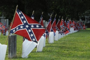 "Had the Confederate Flag been confined to be used for educational, historical, and memorial purposes, it would've remained a quaint artifact of history. Unfortunately, white Southerners who supported the Confederate cause never got over racism or losing the Civil War. So instead they made the Confederate Flag an emblem for the ""Lost Cause"" myth which they used to justify the systematic discrimination and violence against African Americans for decades."