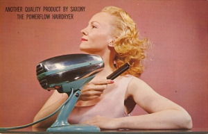 Yes, this is a hair dryer. No, it's not some kind of scanner or phaser of any kind. And no, I don't think it has a laser. So why are any of you asking these questions?