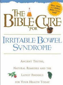 Now how does the Bible have a cure for Irritable Bowel Syndrome? I'm not sure if it even does. If it did, I'm sure it wouldn't be pleasant.  Besides, I'd rather not trust biblical medicine, for obvious reasons.