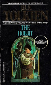 And it seems that Gollum keeps waking up on the wrong side of the bed. Boy, he sure looks like hell on this cover. Still, I wonder if Bilbo Baggins should get a membership for the Ye Olde Shire Gym when he comes home.