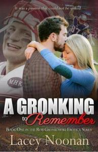 This book was actually subject to a lawsuit by an Ohio couple alleging the author had used their engagement photo without their permission. I'm surprised that it wasn't sued by the New England Patriots. It also has a sequel called Chad Goes Deep in the Neutral Zone.