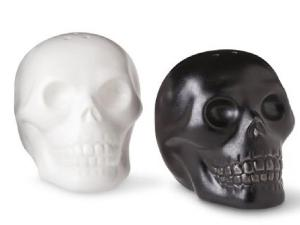 "Not sure if these would be good for reciting Hamlet's ""Alas poor Yorick,"" but they might do. Still, some people might find skull  shakers a bit disturbing or creepy."