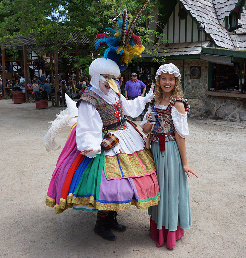 Renaissance Fairs: Gather Round All Ye Lords And Ladies To Marvel At These