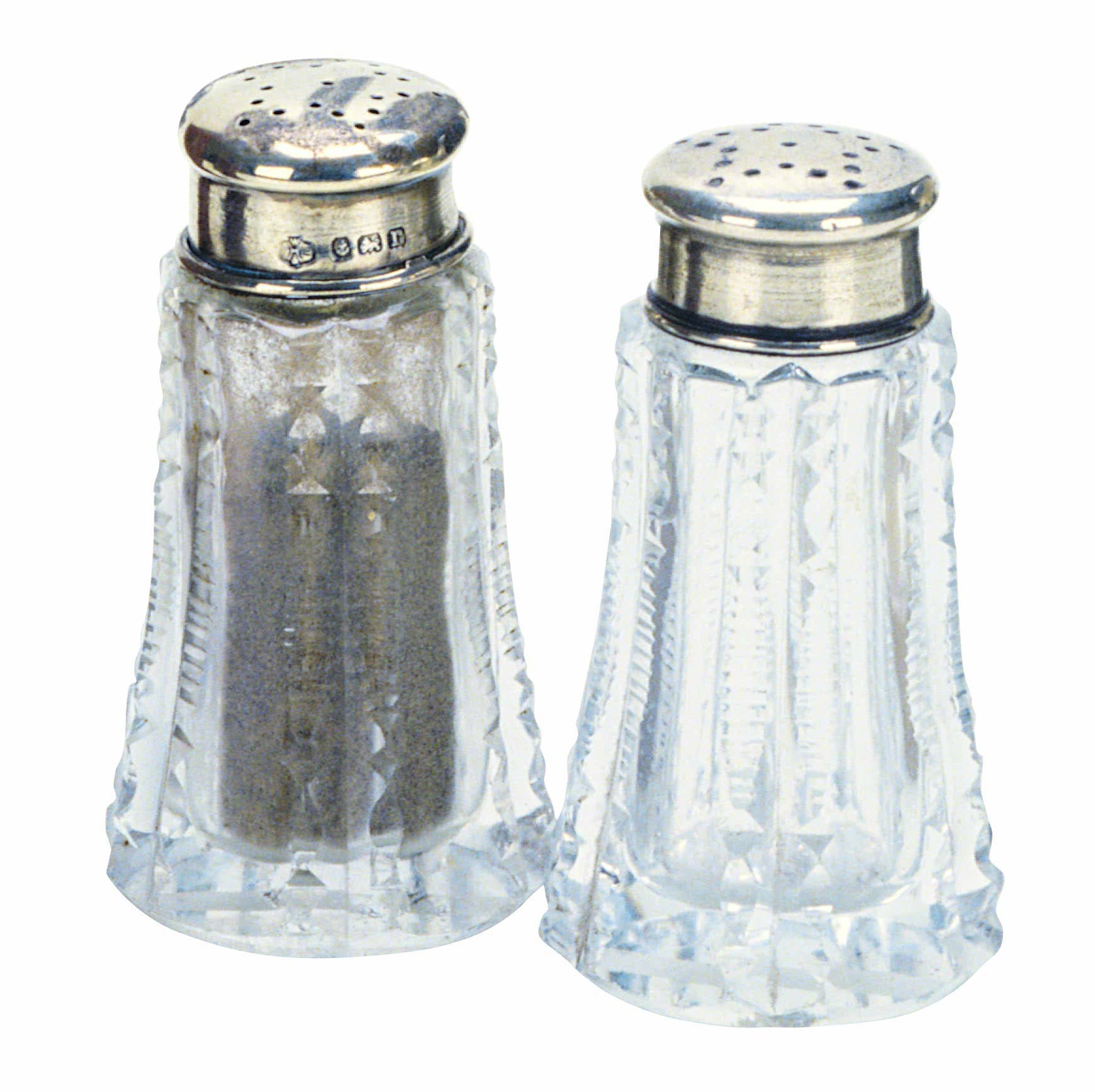 The Strange Table World of Salt and Pepper Shakers