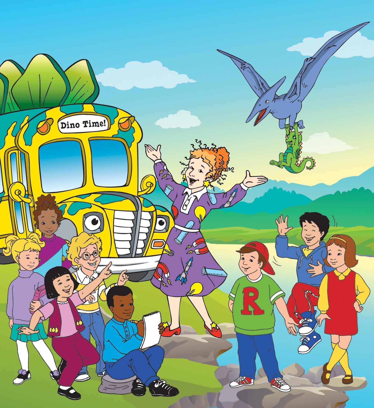 Magic School Bus Teacher Name The-magic-school-bus-1