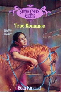 Now I'm sure this is supposed to be geared to young girls and Katie has probably has no fantasies about banging horses whatsoever. Still, the title and tagline don't help matters. And might suggest that this book pertains to pre-teen girls and bestiality.