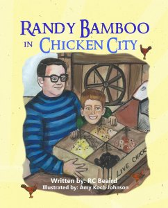 Yeah, this is children's book with one of the dirtiest titles I've ever read. I'm sure perverted parents are bound to be disappointed. Also, Chicken City kind of looks segregated. Just a thought.