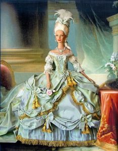 Contrary, to popular belief, Marie Antoinette didn't say
