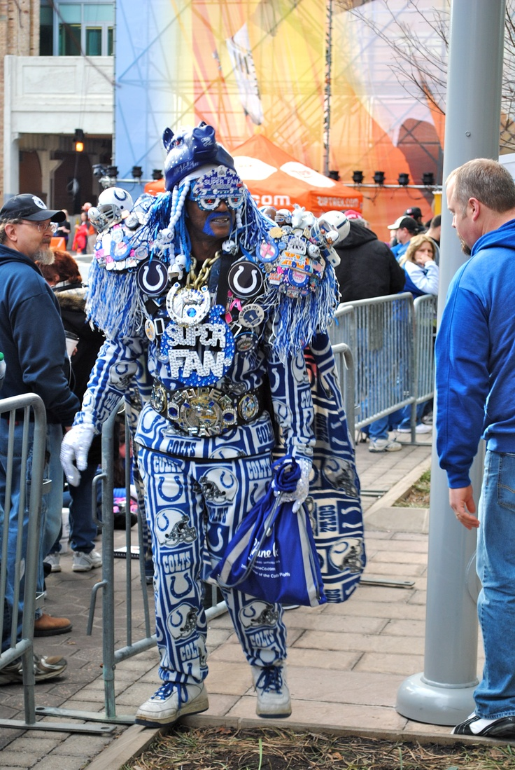 NFL Fans Dressed and Ready for Game Day   The Lone Girl in ...