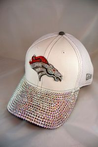 Will certainly cost a lot more than a regular NFL licensed baseball cap. So I wouldn't consider it a worthy investment.
