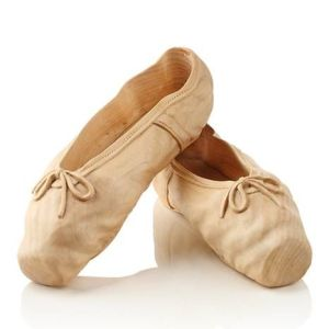 Then again, these shoes really don't look appropriate for clog dancing. Or ballet. Or anything. Of course, they're just for show.