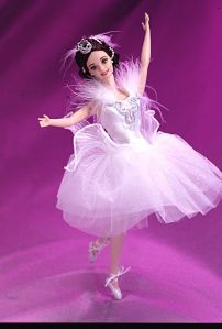 Let's hope this isn't Barbie as Natalie Portman's character from Black Swan. Then again, for something seen as feminine, ballet seems to be shockingly tragic, creepy, and practiced more like a sport.