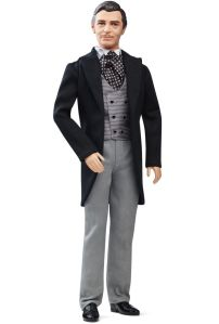 There are quite a few Rhett Butler fashion dolls out there. However, none of them seem to be as good as this incarnation. And this is his signature look, by the way.