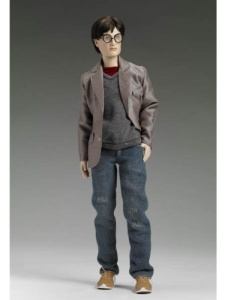 Now they have a lot of Harry Potter fashion dolls out there. Still, I have yet to see a fashion doll of Yule Ball Ron Weasley. Now that would be funny.