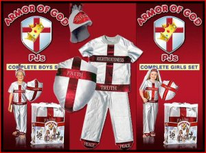 Now I really don't know what to make of this. Seriously, how many kids would actually wear that? Well, there are those from families like the Duggars. But other than them? I mean these pjs look so stupid that they almost border on sacrilege.
