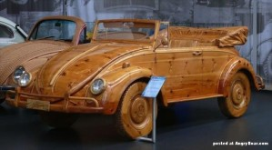 Then again, it might be cheaper to go with a cedar cedan. Also, kind of looks like a Volkswagen which is known for being