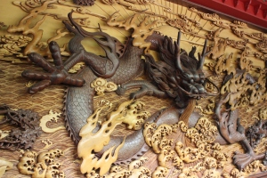 Now some of you might be familiar with dragons in East Asian culture. But you have to admit, this is pretty cool.