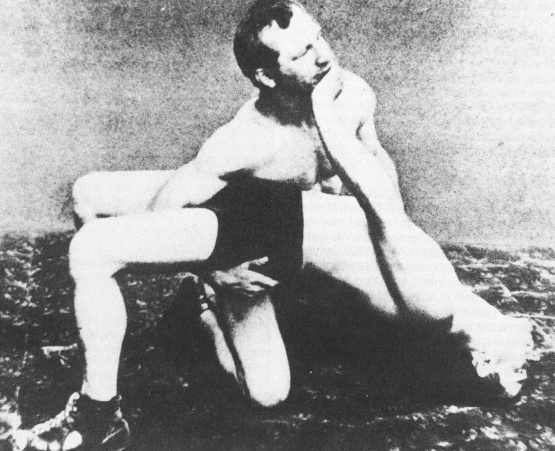 Now the wrestling I'm talking about here is Olympic wrestling that you've seen in Foxcatcher. Now this form was inspired by a couple contact sports in Ancient Greece. Both had men compete in the nude and both were rather violent as hell. One form's only two rules were against gouging eyes or biting.