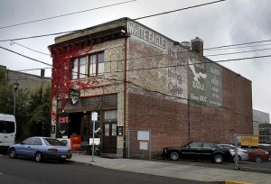 Originally a pub for Polish immigrants, Portland's White Eagle also included services like gambling and prostitution. It's now been a rock'n roll place since the 1970s with live music shows.