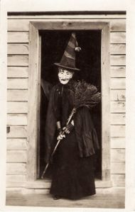 The fact some trick or treaters are never seen again has nothing to do with it. After all, why would an old lady like that would want to prey on children? You think she might put them in a cauldron or oven.