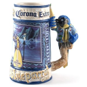 For some reason I don't see Corona having a beer stein. I mean they're Spanish in name and usually have their commercials on sunny beaches.