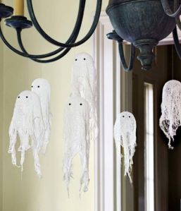 Not sure if these ghosts make your house haunted for Halloween. However, it's still quite worth trying out if you ask me.