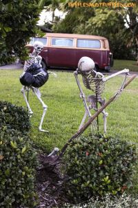 """Hurry up and bury him before somebody sees us, Alex. You don't want the neighbors getting suspicious."""