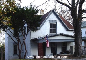 """While it has changed hands as a private residence, the Sallie House is said to be haunted by a little girl named """"Sallie"""" and an older woman said to be violent toward a male owner. Though vacant, it's still privately owned so I wouldn't recommend anyone to visit it."""