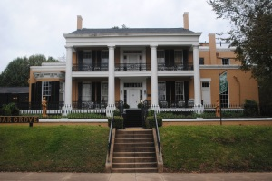 Cedar Grove Mansion was home to the Kleins who used their home as a hospital during the Battle of Vicksburg when it was attacked by cannon. The family would reside there until 1919.