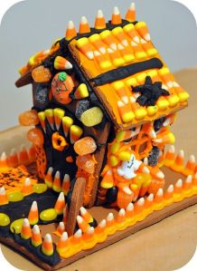 Now this is great but I'm not sure if anyone would want to eat it. Seriously, you wouldn't want to eat anything with that much candy corn.