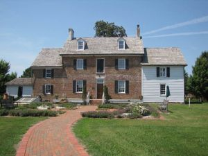 Since its establishment, the Ferry Plantation House has been on property that's served as a plantation, courthouse, school, and post office. Was a place of a famous witch trial in 1703 which is honored each year.