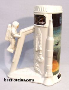 Now this is the kind of stein I can imagine Dr. Neil DeGrasse Tyson drinking from this Ocktoberfest. Of course, if he doesn't have one like this, he'd certainly want one.