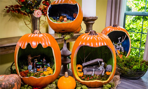 Home Family Cristina Crafts Diy Pumpkin Die Oramas