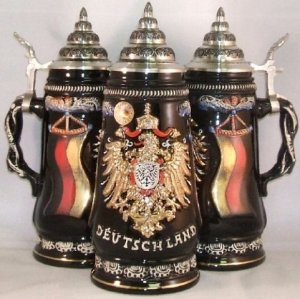 Now this looks quite badass indeed. But I'm sure any German drinking with this stein is certainly having a good time this Ocktoberfest. This is especially in Munich.