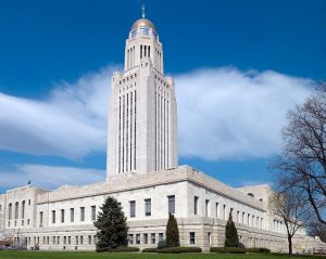Besides being home to the country's only unicameral state legislature, the State Capitol of Nebraska is said to be haunted by accident victims who are said to fall from its large tower. On a lighter note, it's been praised for its architecture.