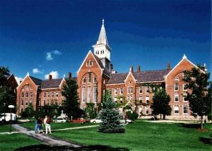 The University of Vermont is one of the oldest American public colleges and alma mater to a lot of celebrities including a First Lady. It's also had a colorful history and is said to be a haunt of a lot of ghosts.