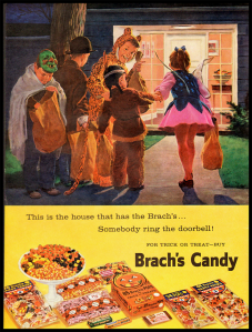 Actually, children hate Brach's Candy. This is particularly because they sell candy corn, you know inedible Halloween sugar wax.