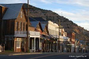 In its heyday, Virginia City, Nevada was a boom town known for its rich silver deposits. Today it's almost entirely abandoned and relies almost entirely on tourism. And their ghost stories that have sprung up.