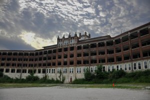 Like Seaside, the Waverly Hills Sanatorium initially operated as a treatment center for TB patients before becoming a mental institution. And it was closed for similar reasons. However, unlike Seaside, the current owners are paranormal enthusiasts and want to convert this place into a hotel as far as I know.