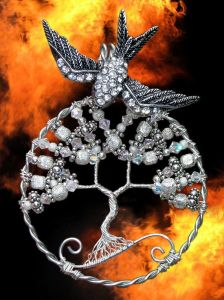 Not sure what the Tree of Life has anything to do with the Hunger Games. But it's nevertheless beautiful.