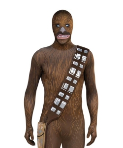 If you're an avid Star Wars fan who's into BDSM and/or Furries, this might be for you. Still, at least they don't have a gimp suit of Finnick Odair. Now that would be bad.