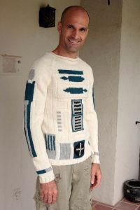 Might make you look nerdy. But it's not as atrocious as many of those Christmas sweaters.
