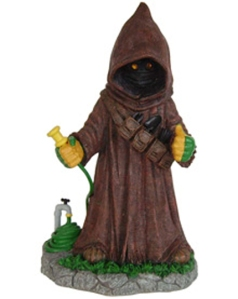 Okay, I don't quite see Jawa as the gardening sort. For one, they inhabit Tattooine, a desert planet. Second, don't they kidnap droids and sell them?