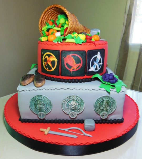 Peachy Stay Alive With These Hunger Games Treats The Lone Girl In A Crowd Funny Birthday Cards Online Elaedamsfinfo