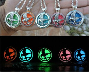 Available in 5 different colors. And they even have a picture to show how they glow.