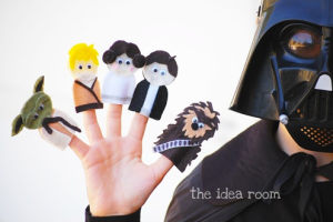 Now these consist of Yoda, Luke Skywalker, Princess Leia, Han Solo, and Chewbacca. Still, these are so adorable.