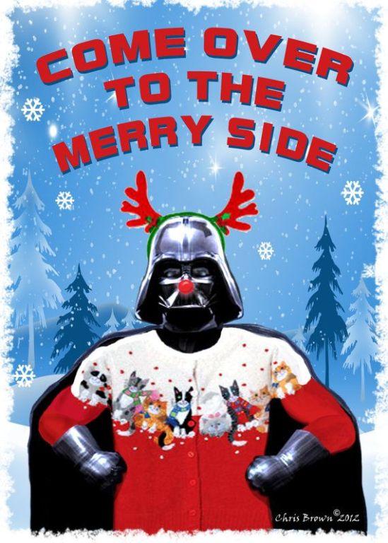2b7ab6e9c12d851baf28350dedce910a - Merry Christmas Star Wars